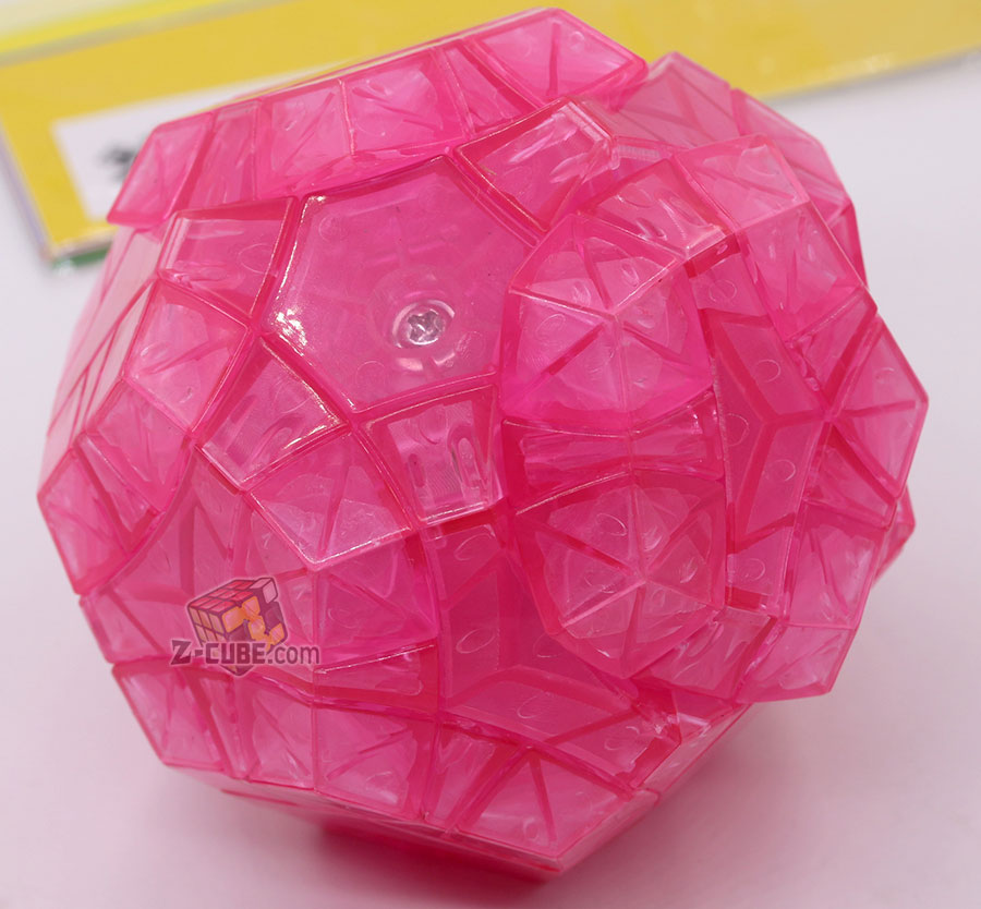 lstrange forma cubo quebra-cabeça