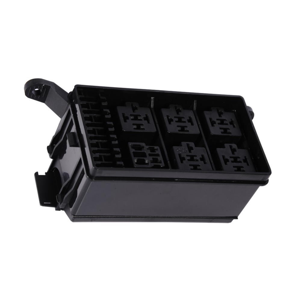 Promotion Car Fuse Box 6 High Quality Relay Seat 5 Way Insurance Cabin 3 Pcs X Accessories