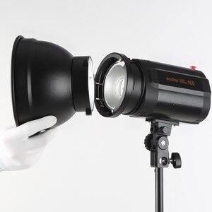 Image 5 - Monture universelle Godox pour Bowens, adaptateur de vitesse, Flash de Studio, stroboscope