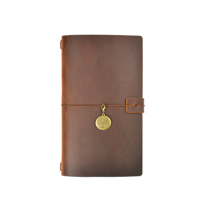 100% Genuine Leather High-end business notebook casual leather loose-leaf notebook holster book cover proofing100% Genuine Leather High-end business notebook casual leather loose-leaf notebook holster book cover proofing