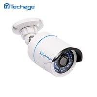 Techage FULL HD 960P 1 3MP POE IP Camera Outdoor IR Night Vision P2P ONVIF Security