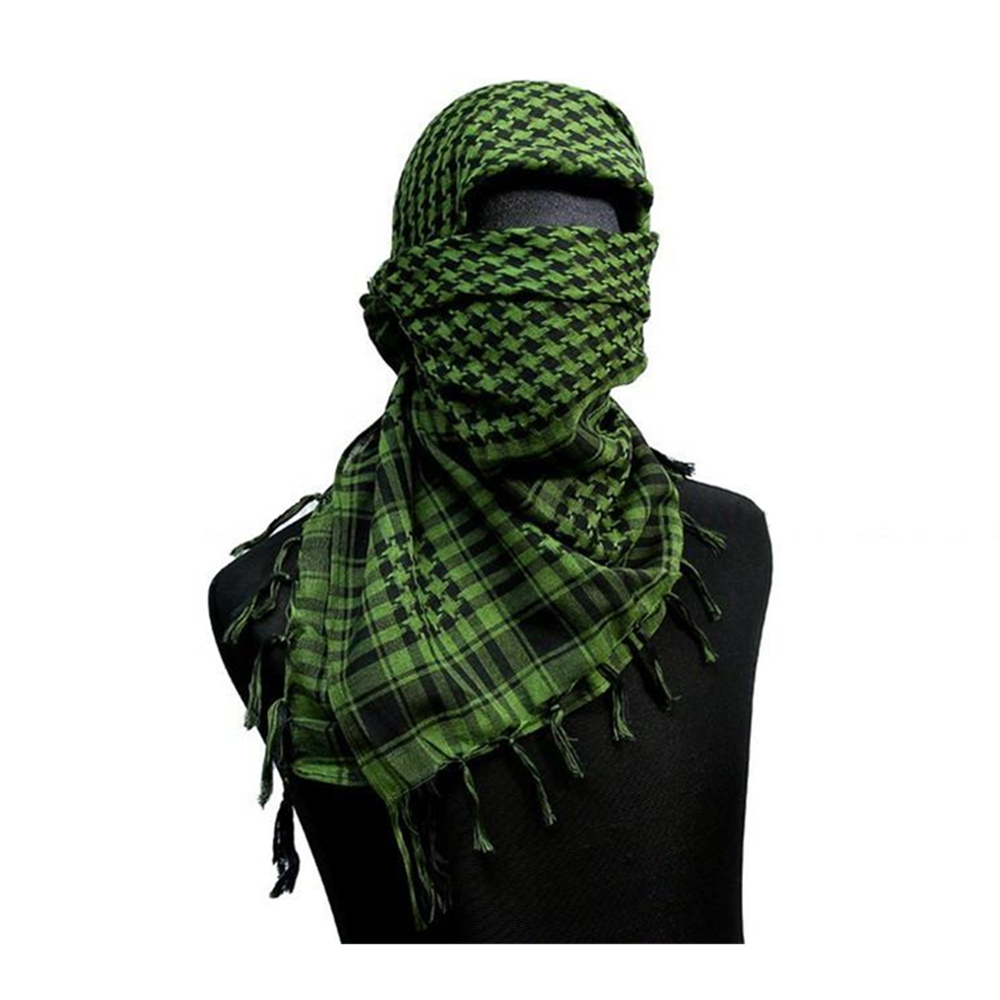 US $3 89 12% OFF|military scarf tactical scarf wrap US Military 110cm 42