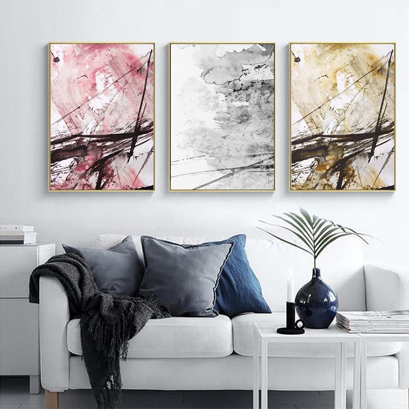 Spërkatje e re e pikturuar me bojë të verdhë me ngjyrë të - Dekor në shtëpi - Foto 4