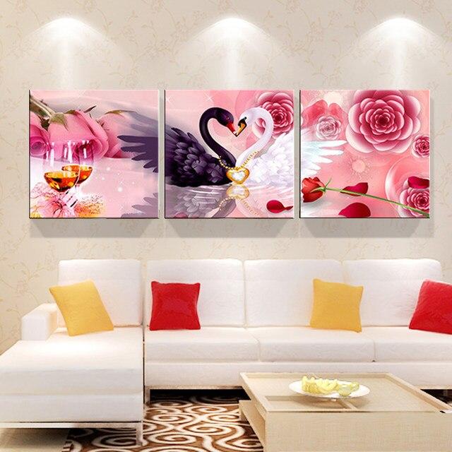 Tienda Online 3 unids (sin Marcos) arte moderno lienzo pintura ...