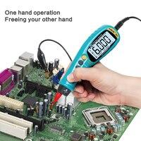 B01 Stift Typ Digital Multimeter Auto-Klingelte True RMS NCV AC/DC Spannung Elektronische Meter Überlast Schutz