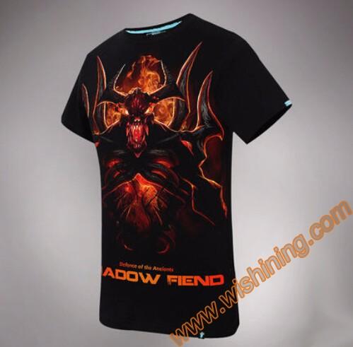 DOTA 2 Shadow Fiend t-shirt Tee8901 (1)