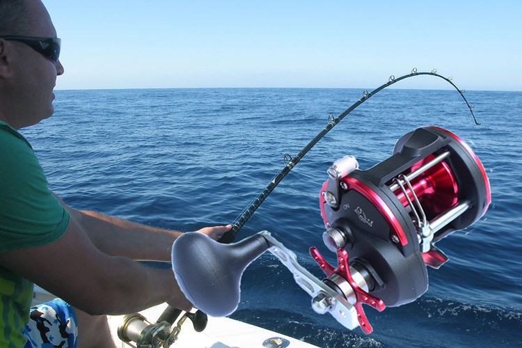 de água salgada mar profundo tambor roda atacado