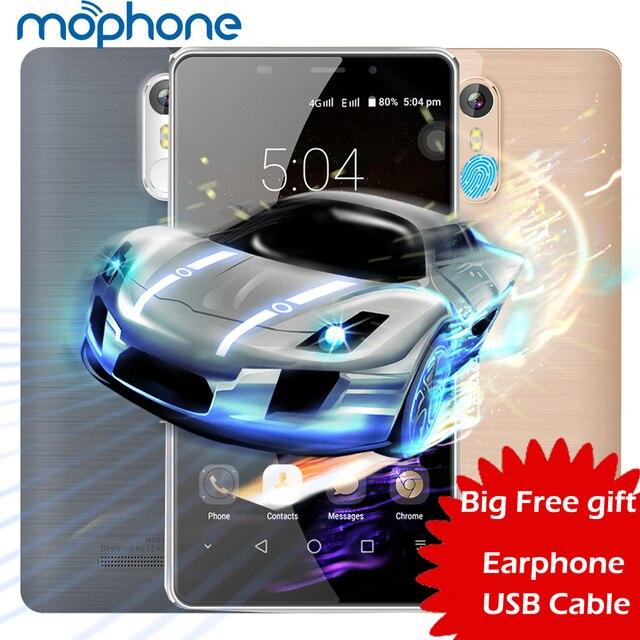 Оригинальный leagoo M8 смартфон 3 г 5.7 дюйма 1280*720 MTK6580A 4 ядра 2 ГБ + 16 ГБ freeme OS 6.0 13.0MP + 8.0MP 3500 мАч мобильного телефона