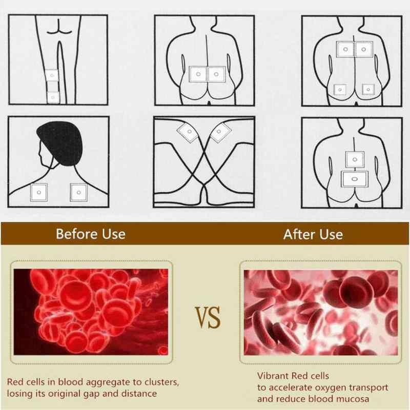 8 pz/lotto Gesso Medica Comune Per Alleviare Il Dolore di Patch Ginocchio Reumatoide Artrite Cinese Pain Patch di Massaggio di Salute
