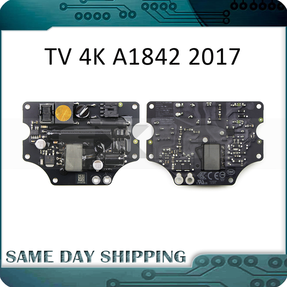 Genuine New For AcBel Power Supply Board Unit PSU For Apple TV 4K TV 5 5th Gen A1842 EMC3124 MQD22 2017 Year