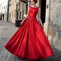 Zmvkgsoa Kolsuz Boncuk Korse Aç Geri Line Uzun Maxi elbiseler 2017 Ucuz Zarif Vintage Elbise Törenlerinde Vestido De Festa Y137