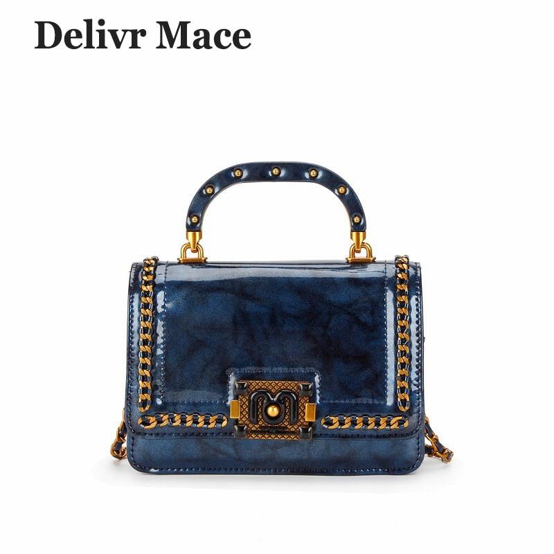 Women Handbags 2018 Luxury Designer New Fashion Chain Mini Shoulder Bags Women Sac A Main Girls Cross Body Bag Ladies Hand bags