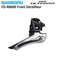 Shimano ULTEGRA R8000 FD R8000 Front Derailleur (2x11 speed) Road bicycle front derailleur