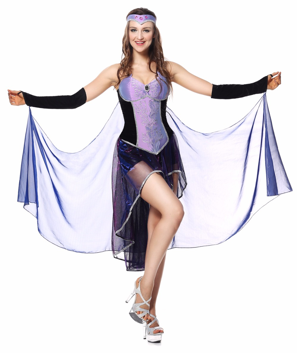 Sexy dance wear costumes arab queen of egypt cleopatra cosplay costume halloween costumes for women cosplay costumes for adult in movie tv costumes from