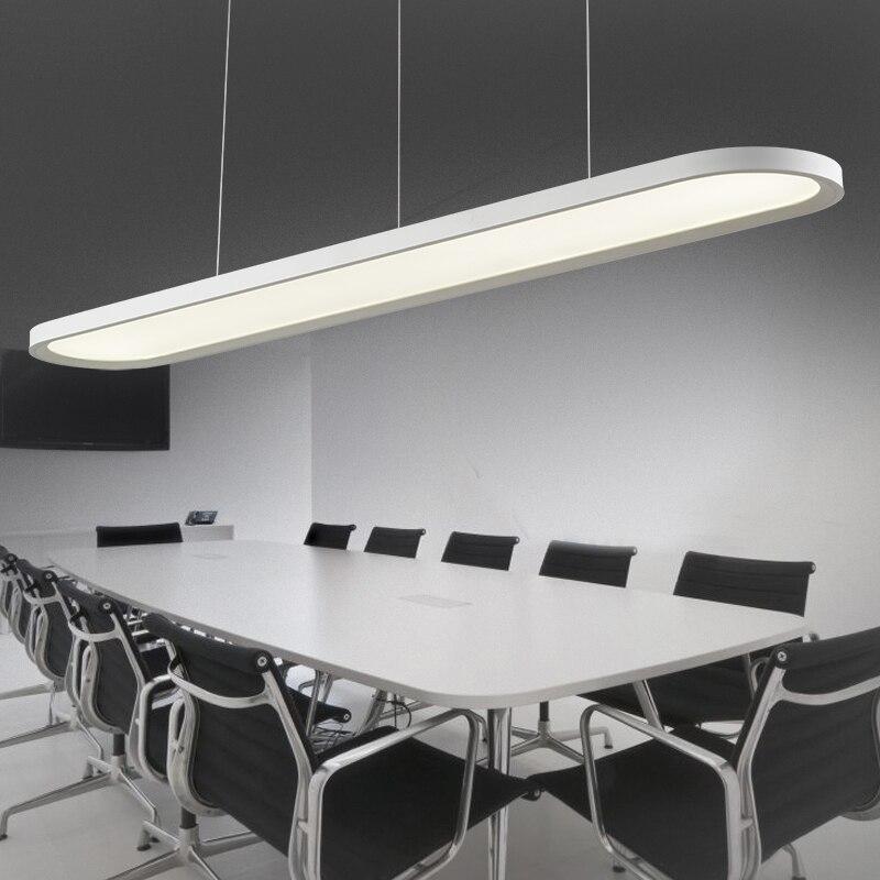 office pendant light. T Modern White Pendant Light For Office Meeting Room Study Led High Brightness Creative Lamp HOME Restaurant-in Lights From \u0026 Lighting I