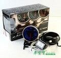 Envío libre 60mm racing car defi bf boost medidor de presión/gauge con sensor cy078-cn-2