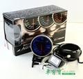 Frete grátis 60mm racing car impulso defi bf medidor de pressão/medidor com sensor cy078-cn-2