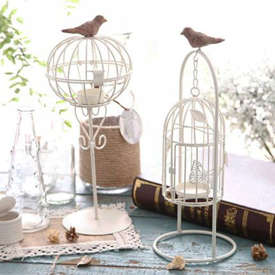 Bronze Wedding Decoration Metal Candleholder Lantern Candle Wedding ...