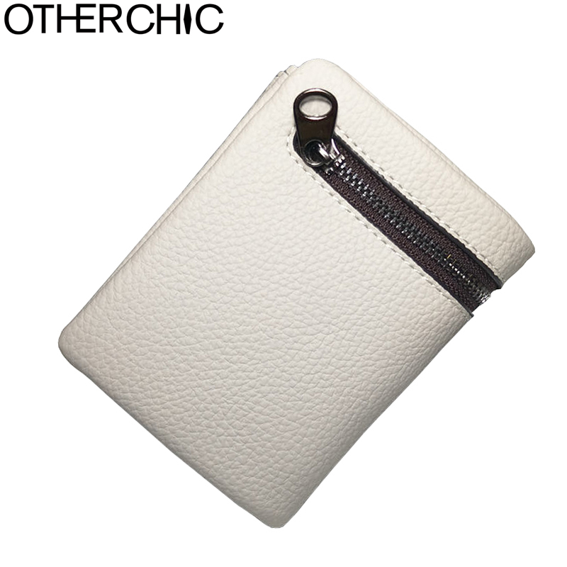 OTHERCHIC Zipper Wallet Small Wallet Women's Wallets Coin Purse Card Holder Portefeuille Femme Purses Woman Wallet 16Y04-60 american tv series mr robot 3d woman man wallets purse the the punisher skull purses cluth creadit card holder