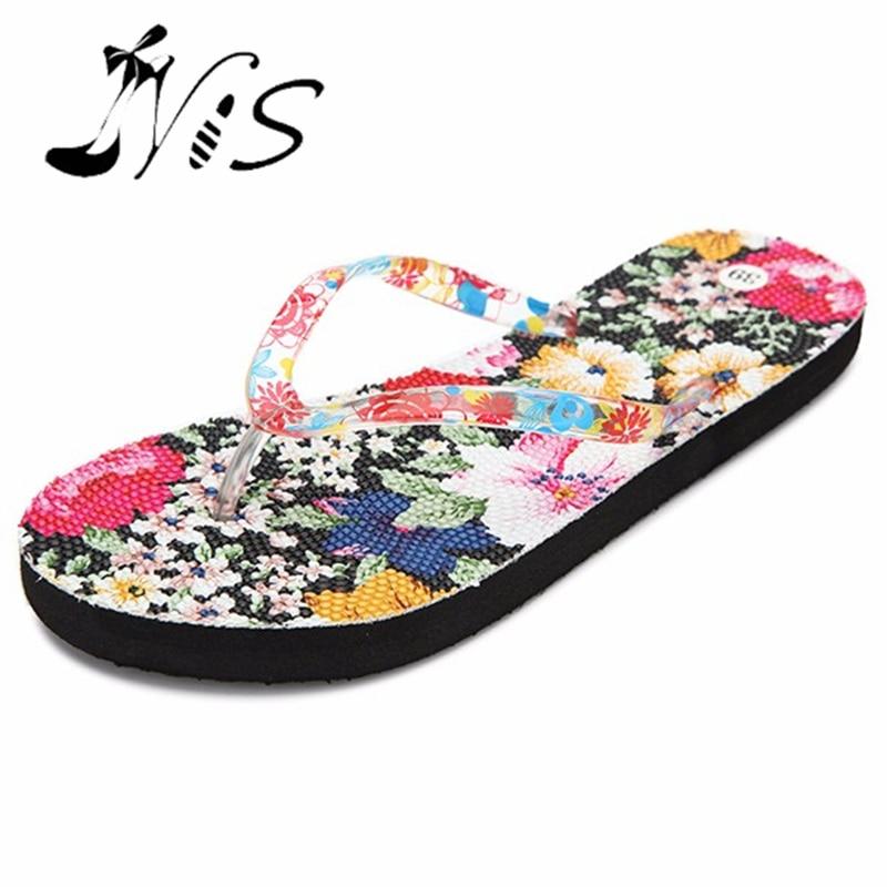 7169f9d9dbd1b1 Hotmarzz Women Shoes Slippers Fashion Designer Beach Flip Flops ...
