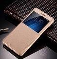 """Meizu m3 max case. original filp couro com ver windw série casos de telefone de luxo para meizu m3 max case 6.0 """"polegadas"""