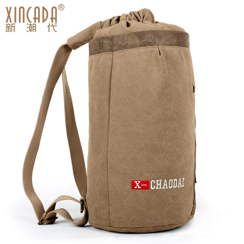 23d8add068 High Quality Promotion Fashion Designer Vintage Canvas Large Capacity Men  Travel Bags Luggage Backpacks Weekend Bags DB71