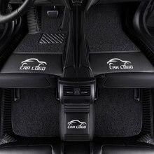 цена на LUNAD Custom fit car floor mats for Mazda logo CX-4 CX-5 CX-7 CX-9 MX-5 Axela Atenza RUIYI 2/3/5/6/8 mat protection carpet floor