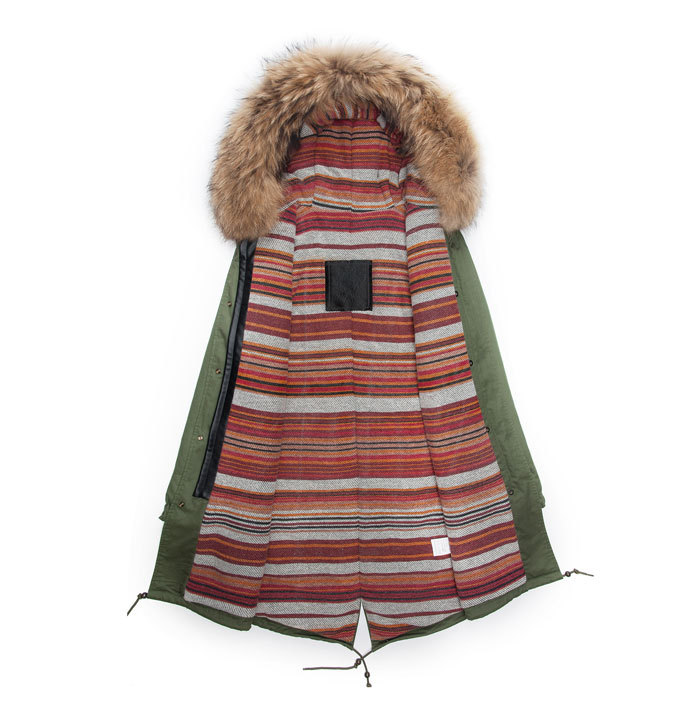 Chinese Clothing Manufacturers male OEM Winter coat Outwear Padded Parkas