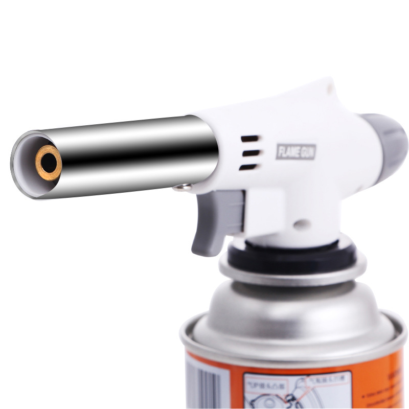 Portable High Temperature Spray Gun Lighter Welding Gun Torch Igniter For Baking Barbecue BBQ Tools