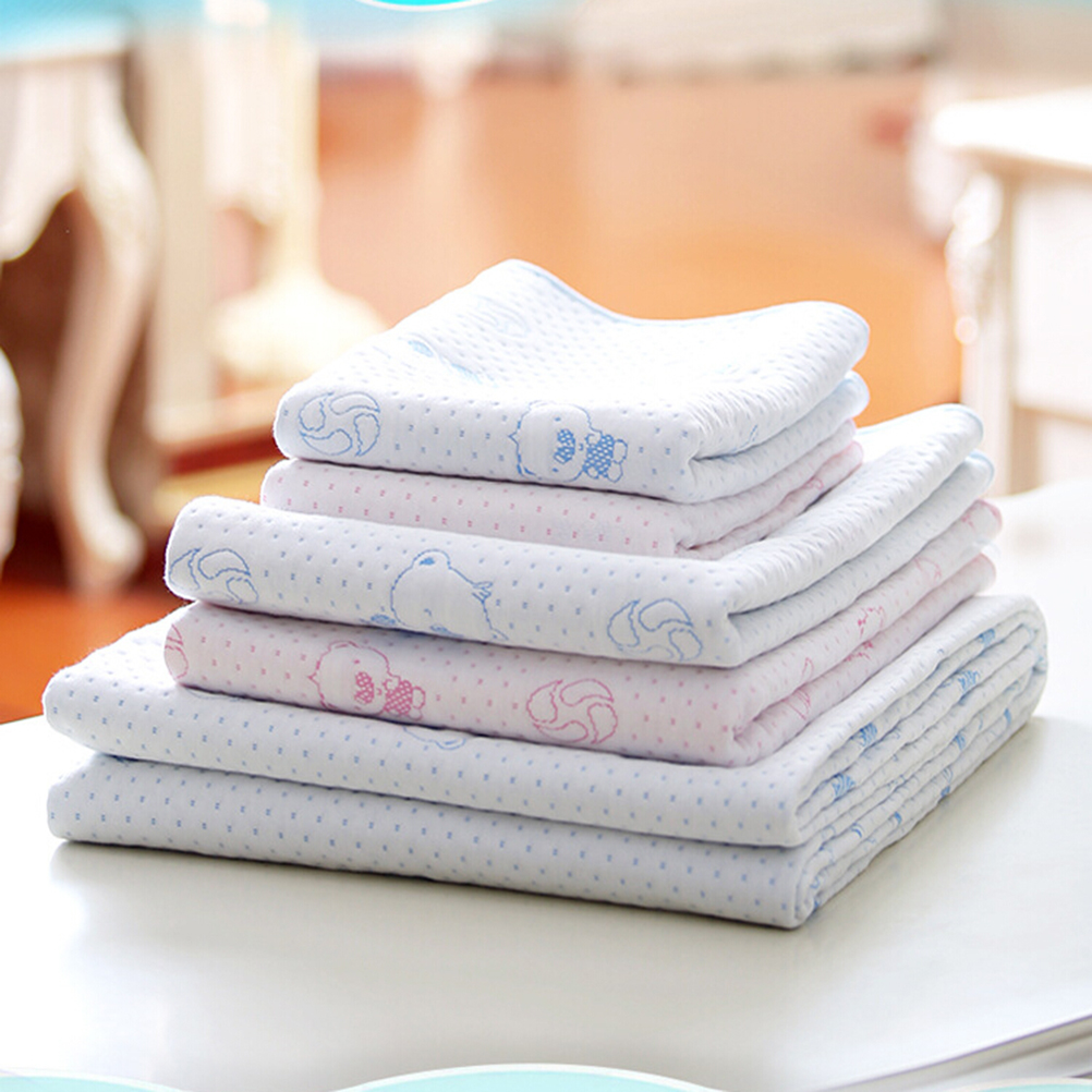 2020 High Quality Baby Infants Diaper Reusable Durable Washable Waterproof Urine Mat Cover Changing Pad For Kid