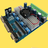 Motor Driver CNC TB6560 4 Axis Stepper Controller Board For Engraving Machine
