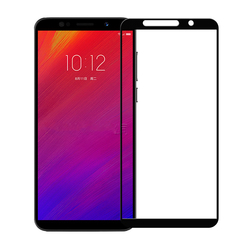 На Алиэкспресс купить стекло для смартфона 3d tempered glass for lenovo a5 full cover 9h protective film screen protector for lenovo a5 l18011