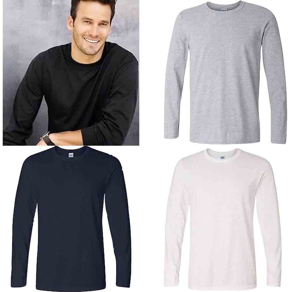 Custom T-Shirts, Apparel and More! Hanes Tagless Tee $ $ $ S-6XL 45 colors XS-4XL 7 colors Gildan Ultra Cotton Sleeveless T-Shirt $ $ $ S-2XL 7 colors Hanes Cool DRI Performance Tee $ $ $ XS-3X 15 colors District Made Mens Perfect Tri Long Sleeve Hoodie $ $ $ XS-4XL 3 colors.