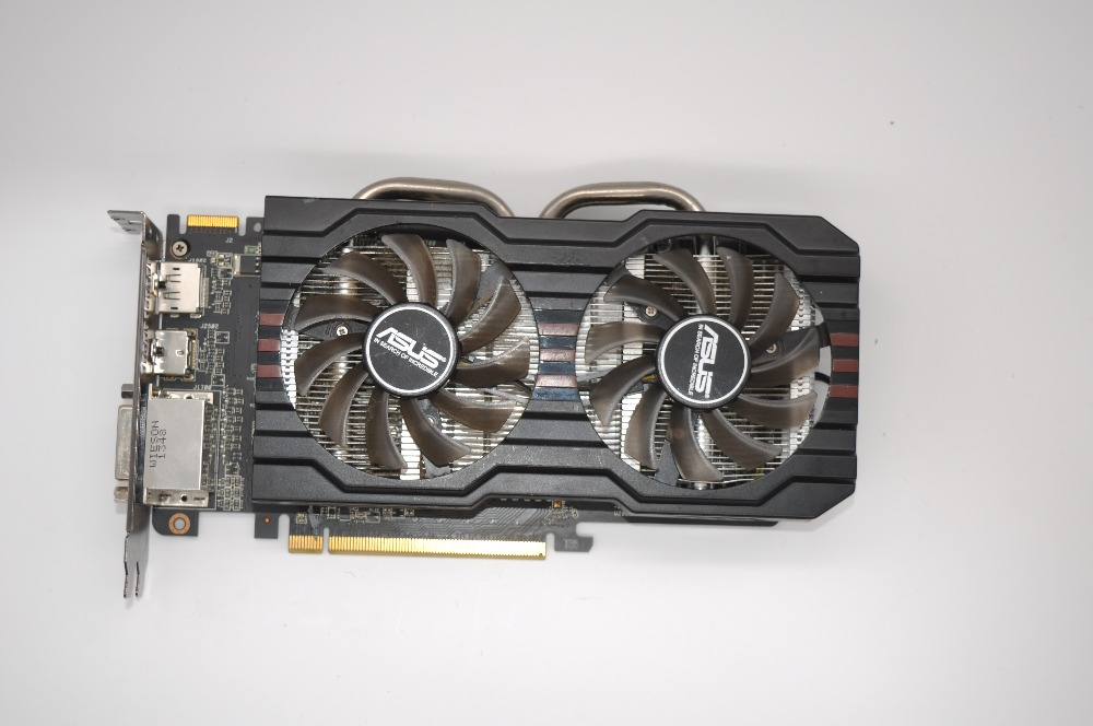 Used, ASUS R9 270 2GB 256bit GDDR5 Gaming Desktop PC Graphics Card ,100% tested good