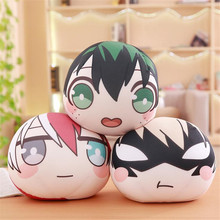 30cm Anime Pillow MY HERO ACADEMIA Plush Pillow Kids Toys Dolls Birthday Girlfriend Gifts Stuffed High Quality Brinquedos New