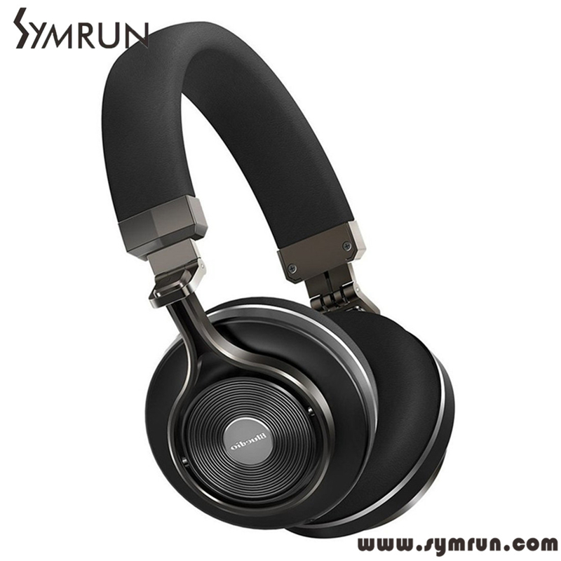 symrun headphone headset with microphone micro bluetooth. Black Bedroom Furniture Sets. Home Design Ideas