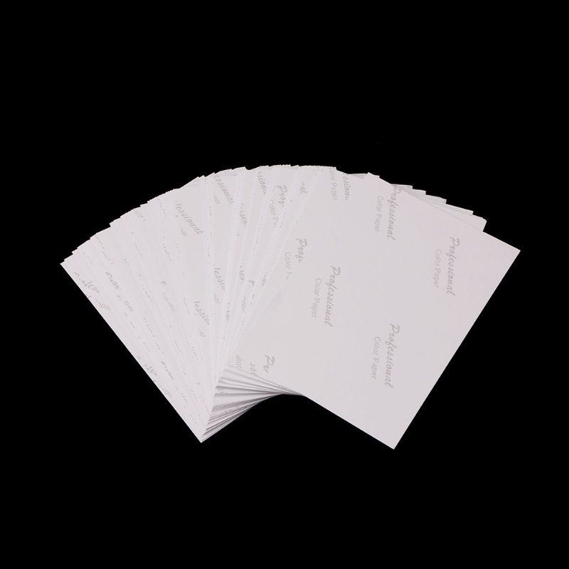 "100Pcs Glossy 5"" 3R Photo Paper For Inkjet Printers Photographic Graphics Output"