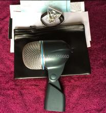 Micrófono de batería con cable Beta52A de alta calidad, instrumento Kick Drum Bass microfonos para venta en caliente