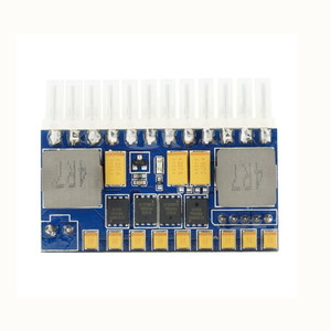 Image 4 - Módulo de fuente de alimentación de interruptor de salida de 250W para PC DC 12V 250W 24pin Pico PSU ATX Switch PSU Car Auto Mini ITX DC a DC fuente de alimentación