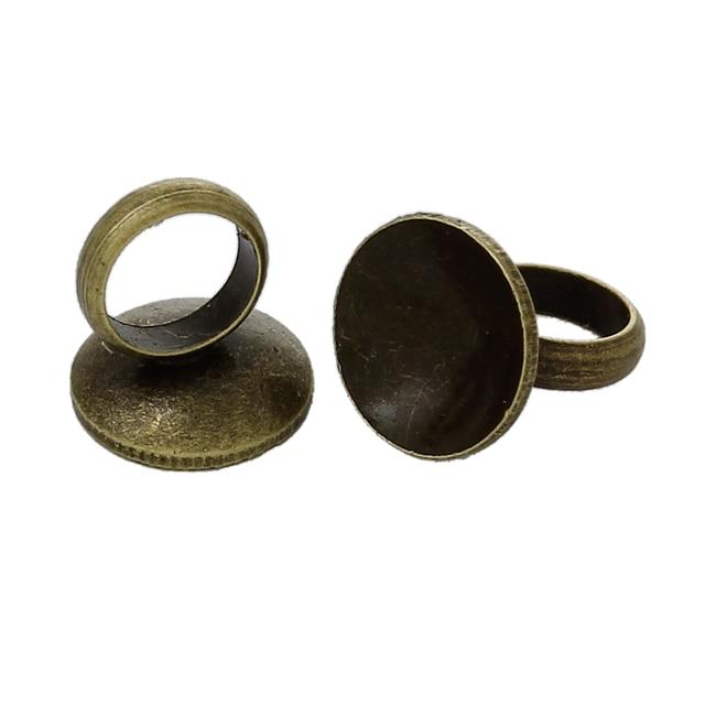 8 estaciones conector de tapa de cobre para burbuja cubierta Colgantes con  frascos del lazo DIY 9305ded1f5ab
