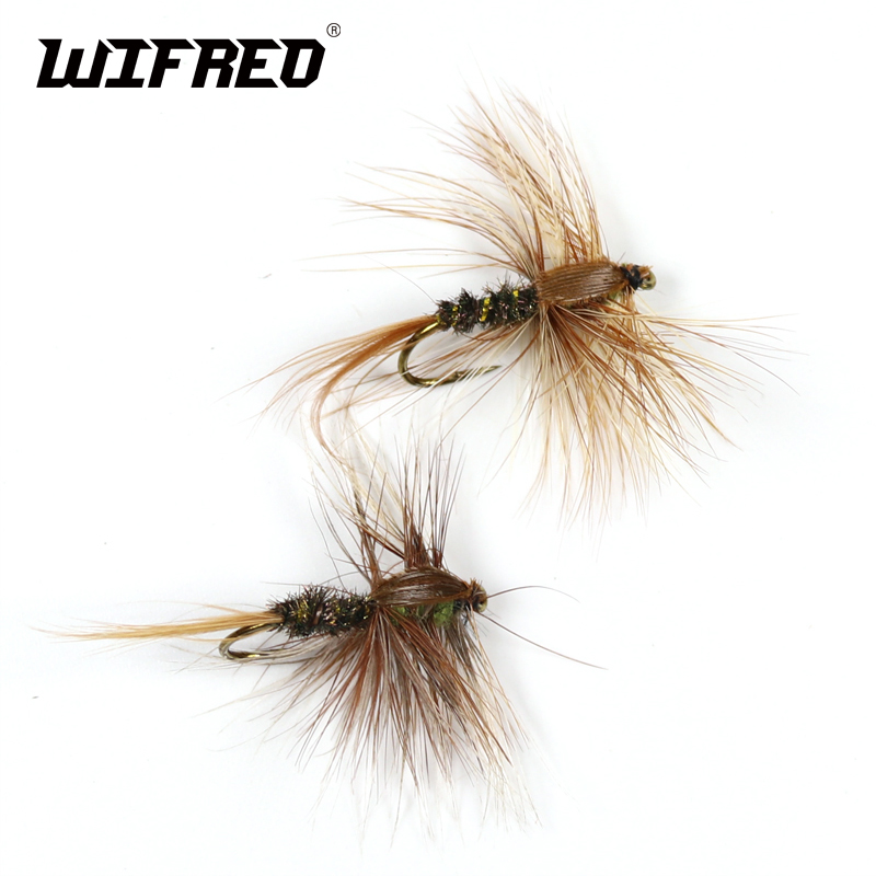 Double Bead Peacock Stonefly 6 Pack Size choice Trout Flies Fishing Flies