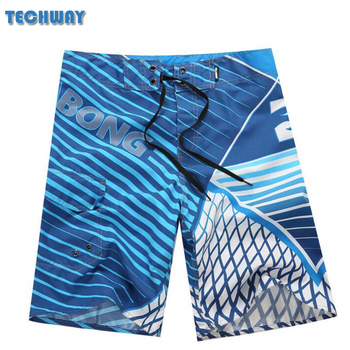 2019 New Summer Swim Wholesale New Men's Board Shorts Beach Brand Shorts Surfing Bermudas Masculina De Marca Men Boardshorts 2