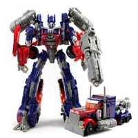 25 estilos transformación Original Robot Juguetes transformación coche figuras Robot de acción coche Juguetes regalos para niños Juguetes Brinquedos