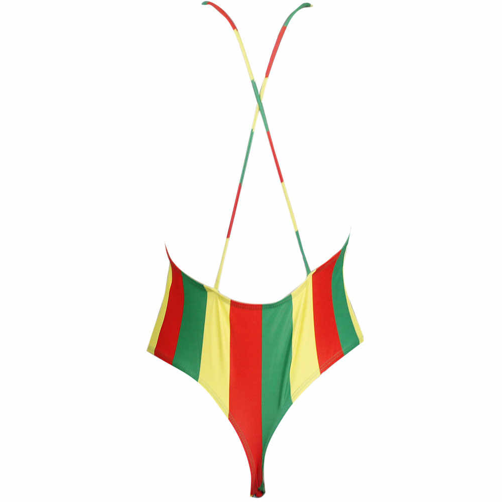 d46e6406ed902 ... Sexy One Piece Africa Rasta Monokini Swimsuit Swimwear US Size S M L XL  XXL. RELATED PRODUCTS. Free shipping sexy Caribbean Jamaica flag ...