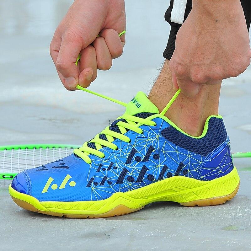 Professionelle Badminton Schuhe Für Männer Frauen Badminton Turnschuhe Lefusi Paare Badminton Sneaker Indoor Sport Tennis Schuhe Attraktiv Und Langlebig