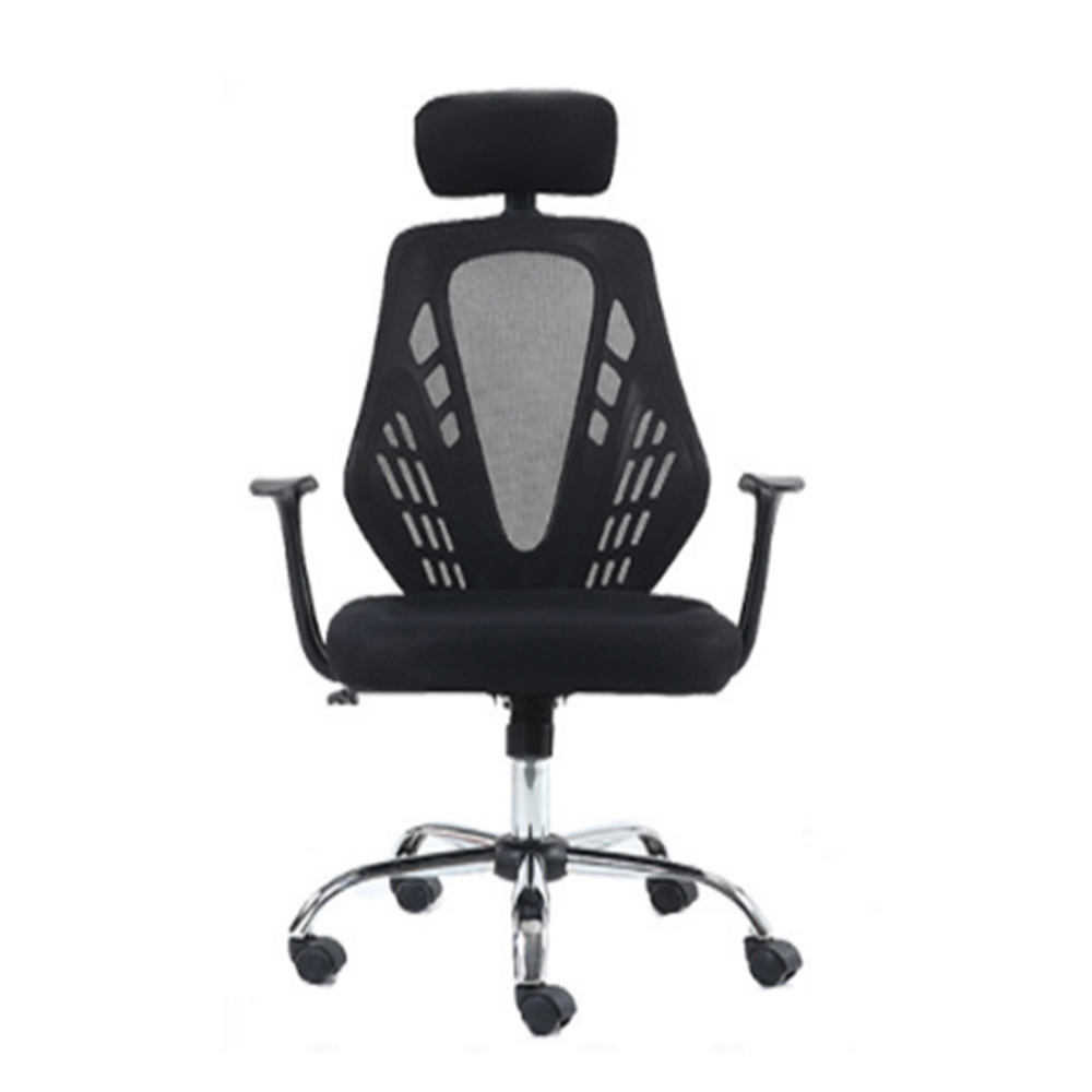 Chair Plastic Screen Cloth Ventilation Computer Chair Household Business Work In An Office Chair Special-purpose Meeting Chair the silver chair