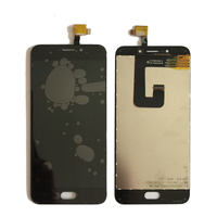 100 Original For UMI Plus LCD Display With Touch Screen Digitizer Assembly Black Free Shipping