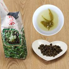 Dragon Pearl Green Tea Grade Jasmine Hand Roll Organic Premium King China Green Tea For Man And Women Health Care