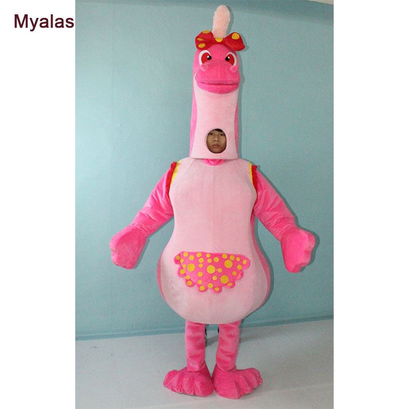 Beautiful MASCOT DRAGON mascot costume fancy costume cosplay kits mascotte fancy dress