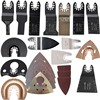 66 Pcs Oscillating Tool Saw Blades For Renovator Power Tools As Fein Multimaster Dremel Electric Tools